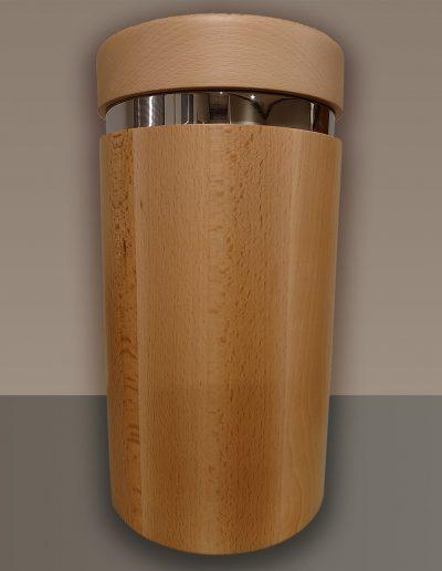 Urna Verden madera